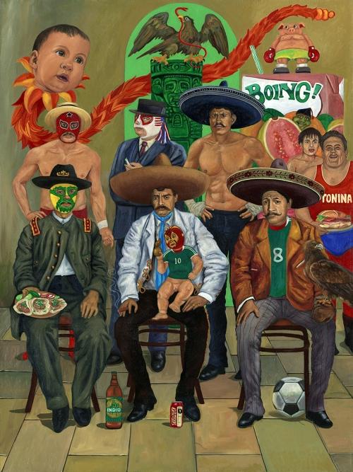 Esperando a Pancho Villa